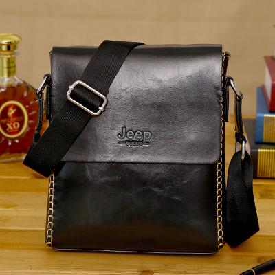 Túi đeo chéo nam giá rẻ Jre02 màu đen