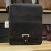 Túi đeo chéo nam công sở Lano da bò sáp đựng tài liệu A4 KT57