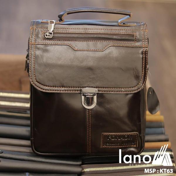 Túi xách nam đeo chéo công sở thời trang giá rẻ KT63