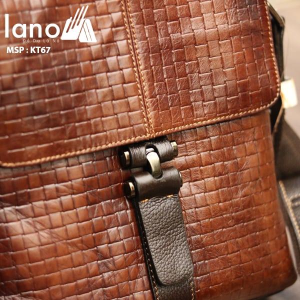 Túi đeo chéo nam công sở mẫu mới 2018 KT67