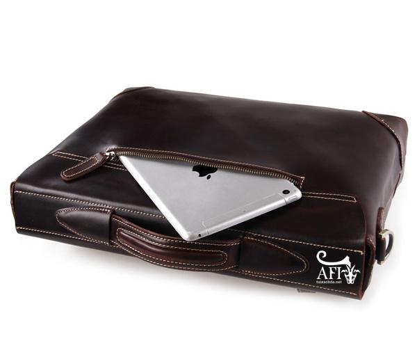 Cặp da nam đựng Laptop 15 inch trẻ trung tiện lợi CD42