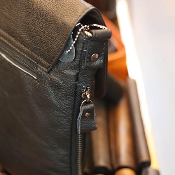 Túi xách da nam đựng tài liệu KT11