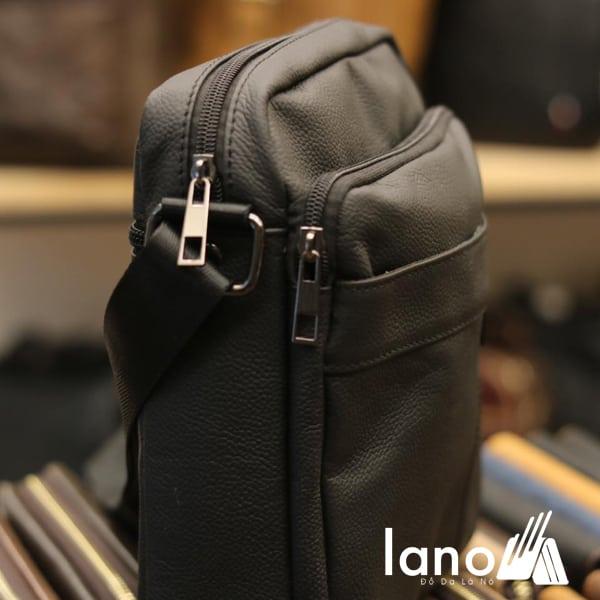 Túi đeo chéo nam Lano da bò giá rẻ KT74