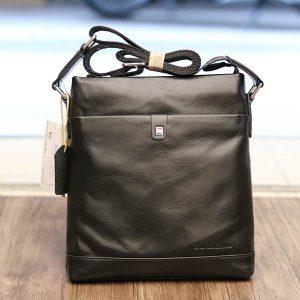Túi đeo chéo nam Lano thời trang công sở Schwarz Etienne Lano TXSE02