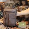 Túi đeo trước ngực nam Lano da bò thật 100% TDL37 giá rẻ