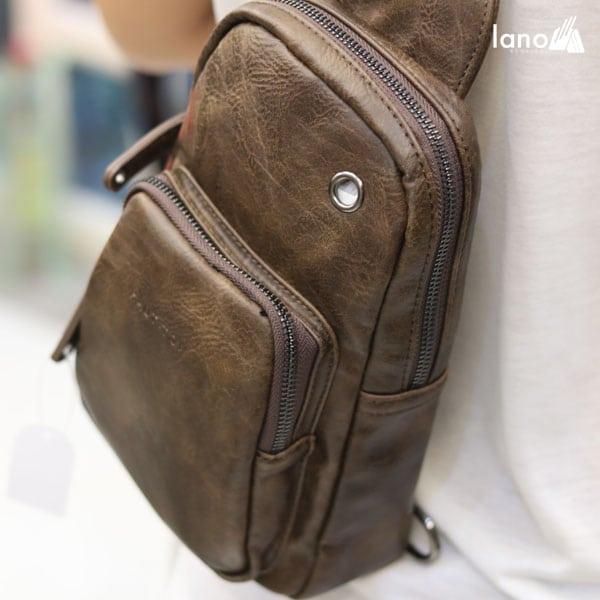 Túi đeo chéo ngực nam thời trang cao cấp giá rẻ TDL39 trẻ trung