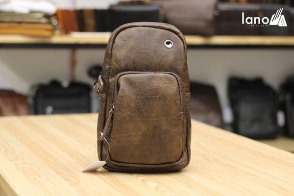 Túi đeo chéo ngực nam thời trang cao cấp giá rẻ TDL39 toàn cảnh