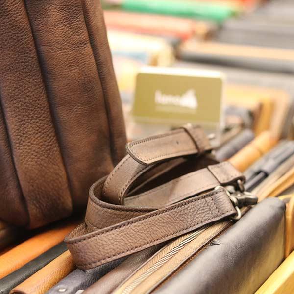 Cặp da nam công sở Lano thời trang sang trọng CD68 - dây đeo
