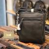 Túi da đeo chéo Lano dạng hộp đẳng cấp lịch lãm KT96 đen