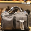 Túi da đeo chéo Lano gọn nhẹ tiện lợi KT89