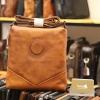 Túi da nam đeo chéo đựng iPad Lano thời trang công sở KT93