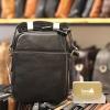 Túi da nam đeo chéo Lano gọn nhẹ sang trọng lịch lãm KT97 - mặt sau