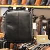 Túi da nam Lano dạng hộp thời trang cao cấp KT91