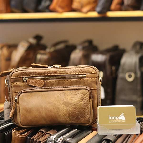 Túi đeo chéo nam da bò giá rẻ thời trang cao cấp KT108