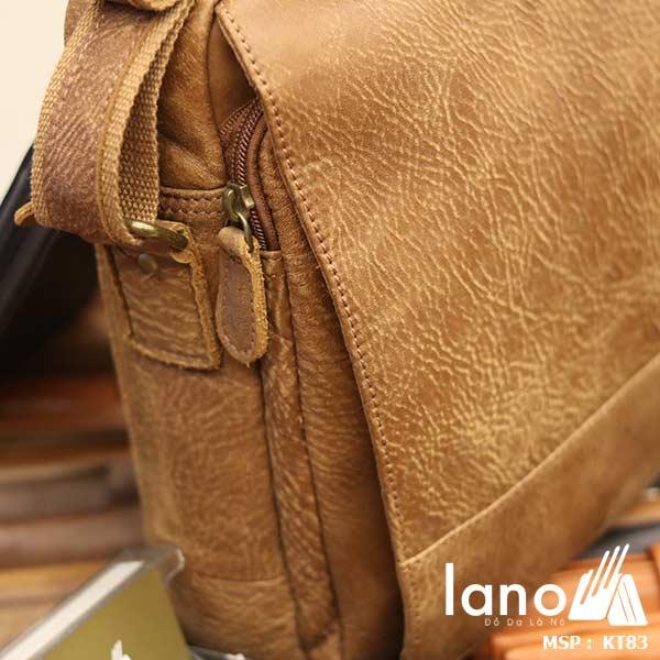 Túi đeo chéo nam đựng iPad da bò thời trang cao cấp KT83