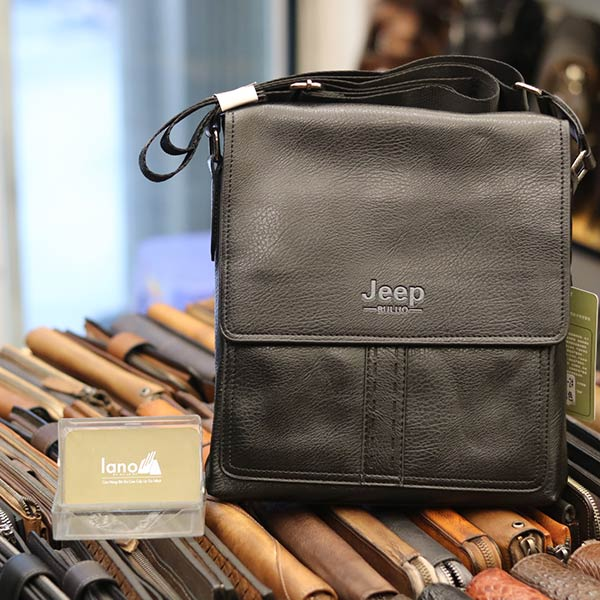 Túi da Jeep rẻ kiểu dáng sang trọng Lano Jre06