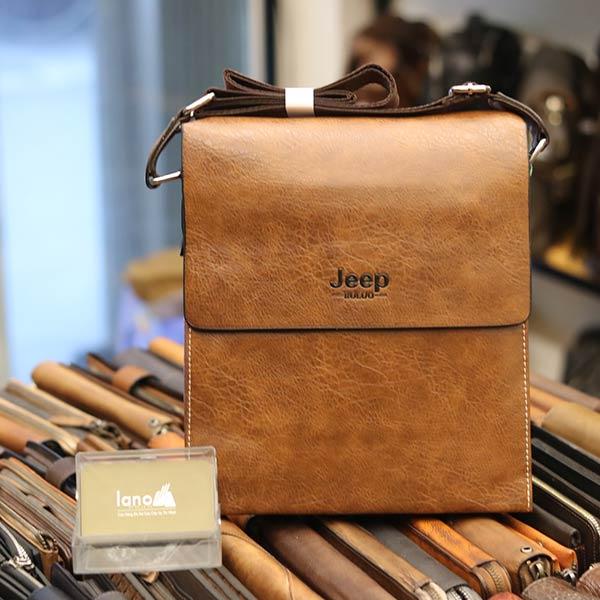 Túi da Jeep rẻ Lano tiện lợi trẻ trung Jre07