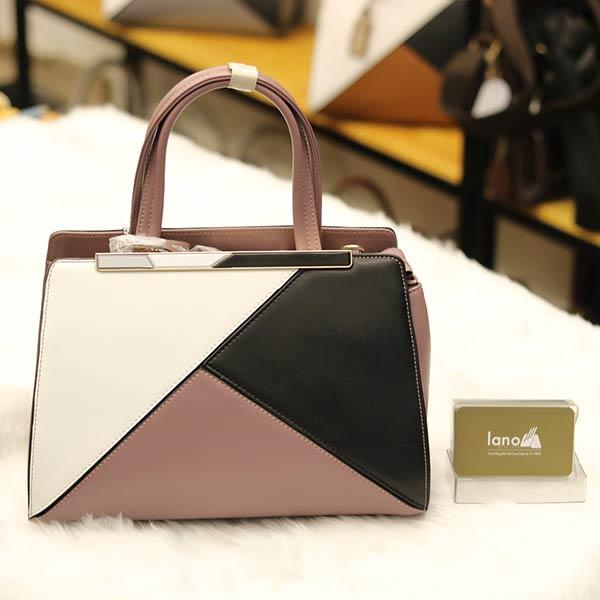 Túi xách nữ cao cấp mẫu mới nhất 2019 Lano TXN004