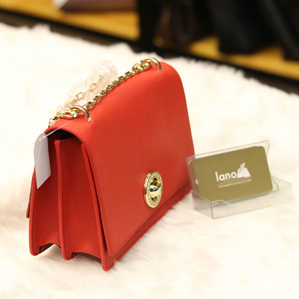 Túi xách nữ đeo chéo cao cấp Lano TXN006 - cạnh bên