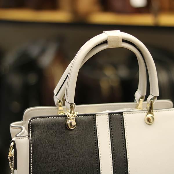 Túi xách nữ đeo chéo hàng hiệu cao cấp Lano TXN005 - tay xách