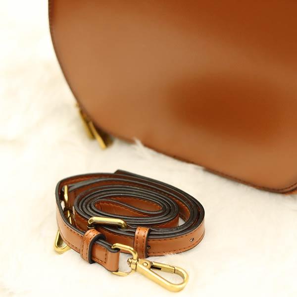 Túi da nữ hàng hiệu thời trang sạng trọng mẫu mới 2019 TXN015 dây đeo