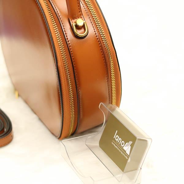 Túi da nữ hàng hiệu thời trang sạng trọng mẫu mới 2019 TXN015 cạnh bên