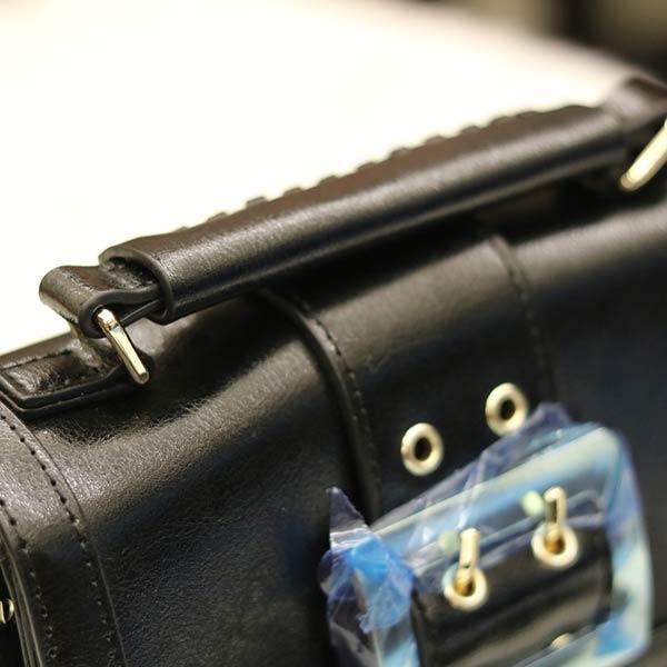 Túi xách nữ da bò thật Hauton trẻ trung tiện lợi TXN018 - tay xách