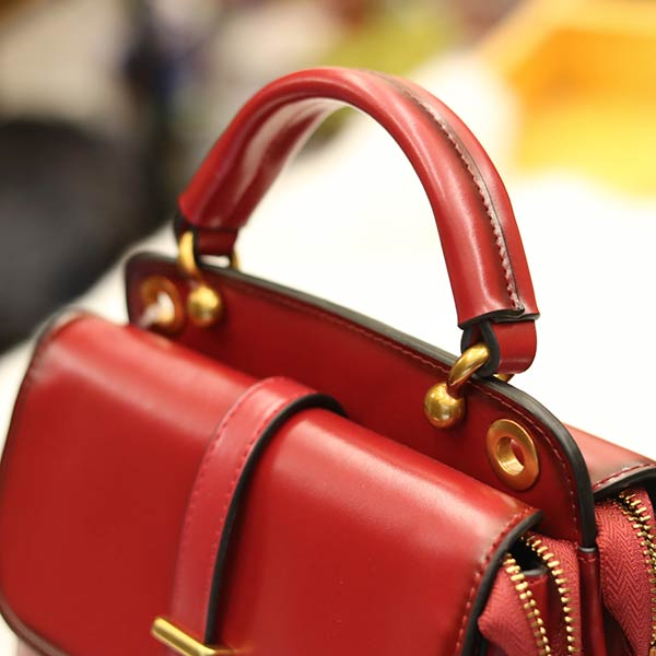Túi xách nữ đeo chéo xách tay thời trang phong cách Hàn Quốc TXN010 - tay xách