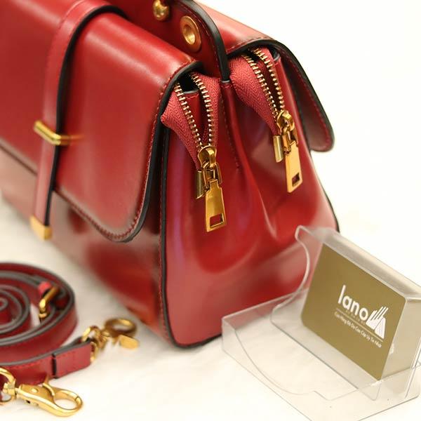 Túi xách nữ đeo chéo xách tay thời trang phong cách Hàn Quốc TXN010 cạnh bên