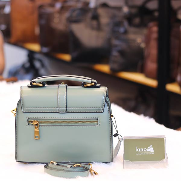 Túi xách nữ hàng hiệu cao cấp thời trang Lano 2019 TXN009 mặt sau