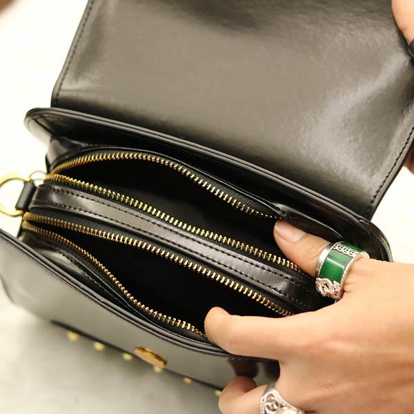 Túi xách nữ hàng hiệu cao cấp thời trang Lano 2019 TXN009 - ngăn trong