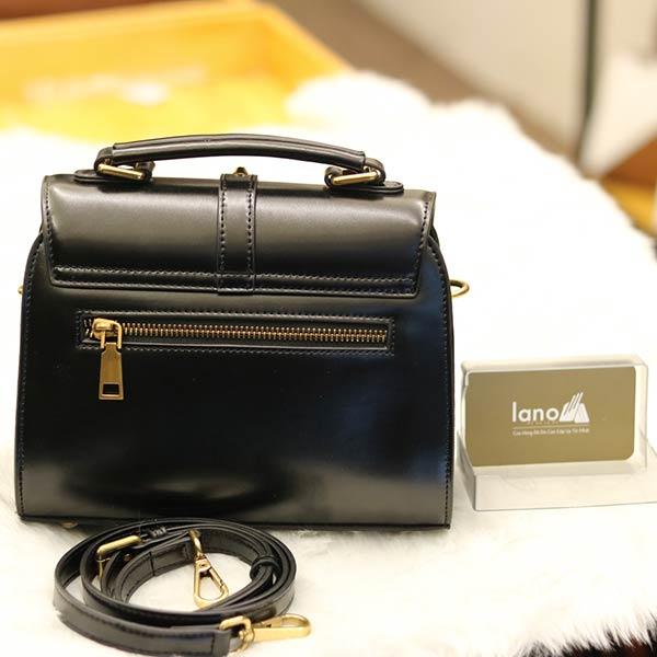 Túi xách nữ hàng hiệu cao cấp thời trang Lano 2019 TXN009 - mặt sau