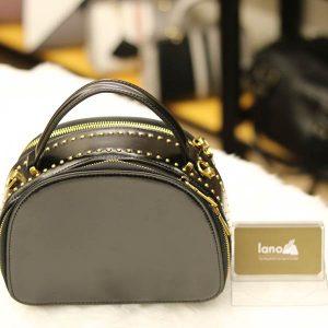 Túi xách nữ Lano đeo chéo sang trọng bằng da thật TXN016