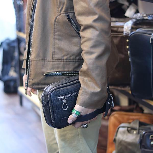 Túi cầm tay nam thời trang đẳng cấp phái mạnh CLT11 - cầm tay