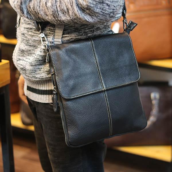 Túi đeo chéo siêu mỏng có nới ngăn mẫu mới 2019 kiểu dáng đeo chéo