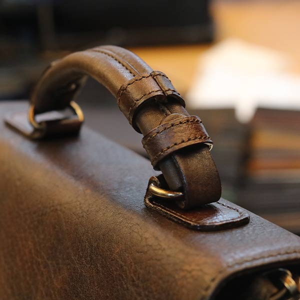 Túi xách nữ Lano cao cấp da thật Handmade TXN025
