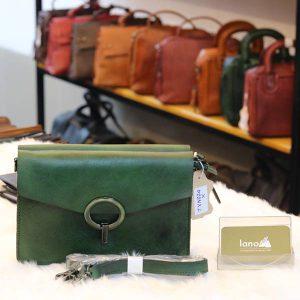 Túi xách nữ Lano da thật Handmade TXN024