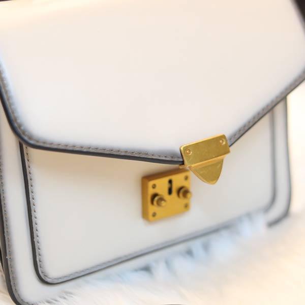 Túi xách nữ Lano thời trang da bò thật TXN034