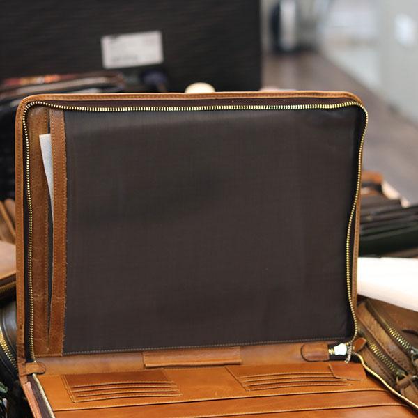 Túi Clutch cầm tay nam da bò sang trọng đựng iPad tài liệu CLT25