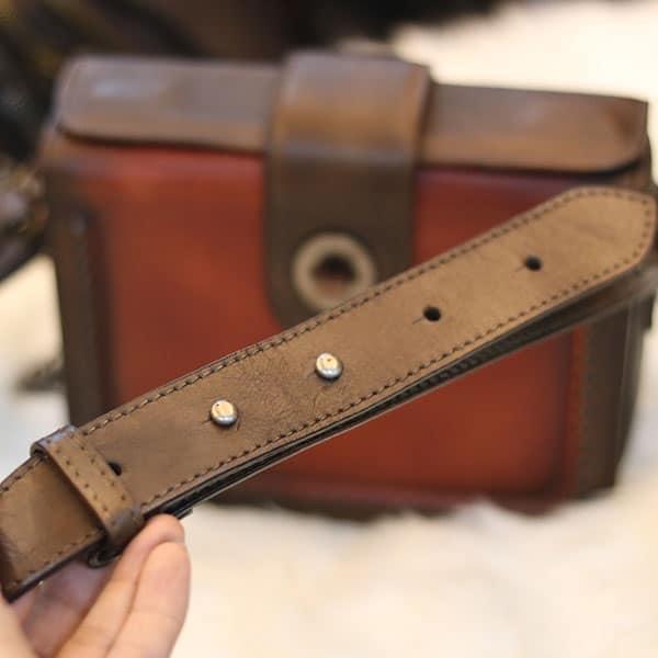 Túi xách nữ cao cấp handmade phong cách vintage TXN037
