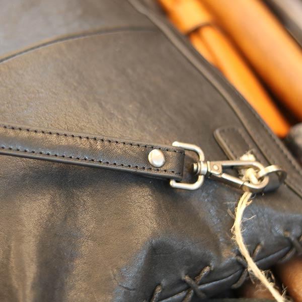 Túi cầm tay nam da bò thời trang đẳng cấp cho phái mạnh