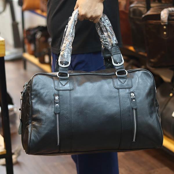 Túi da du lịch nam thời trang cao cấp TT18
