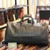 Túi trống du lịch da bò thật thời trang cao cấp TT22