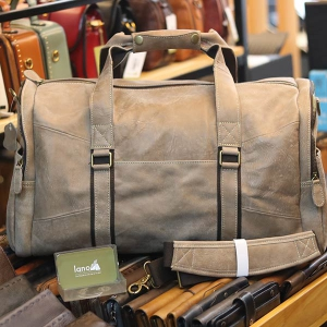 Túi du lịch nam da bò thời trang công sở loại to TT23