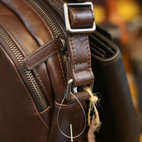 Túi đựng iPad mini da bò KT179