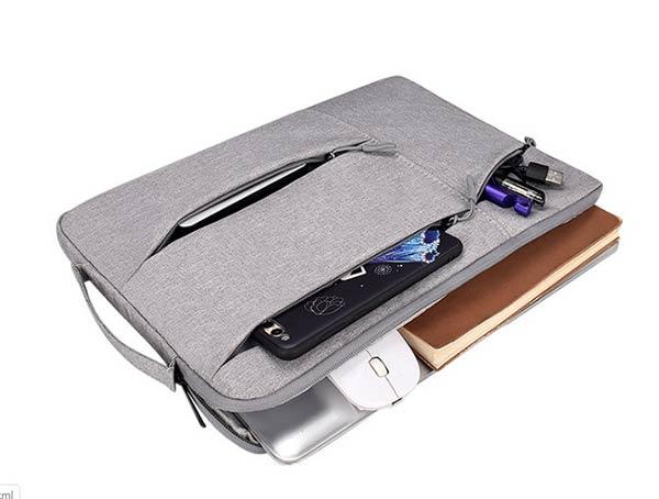 Túi đựng macbook pro 12345.6 inch chuyên dụng kèm chống sốc TDM002