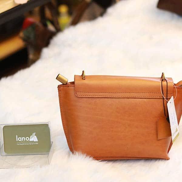 Túi da nữ thời trang phong cách mới Lano TXN042