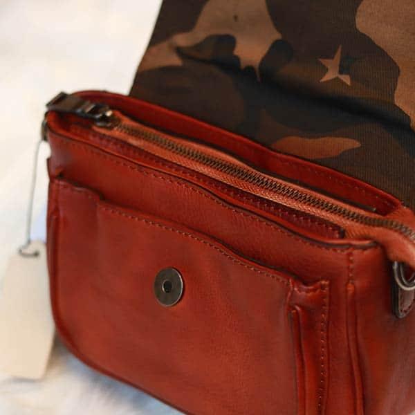 Túi da nữ xách tay đeo chéo nhỏ gọn tiện lợi TXN040