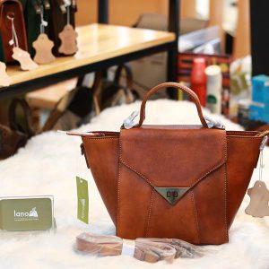 Túi xách da nữ công sở phong cách vintage TXN041