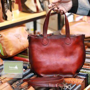 Túi xách nữ thời trang da bò nhập khẩu lano TXN052